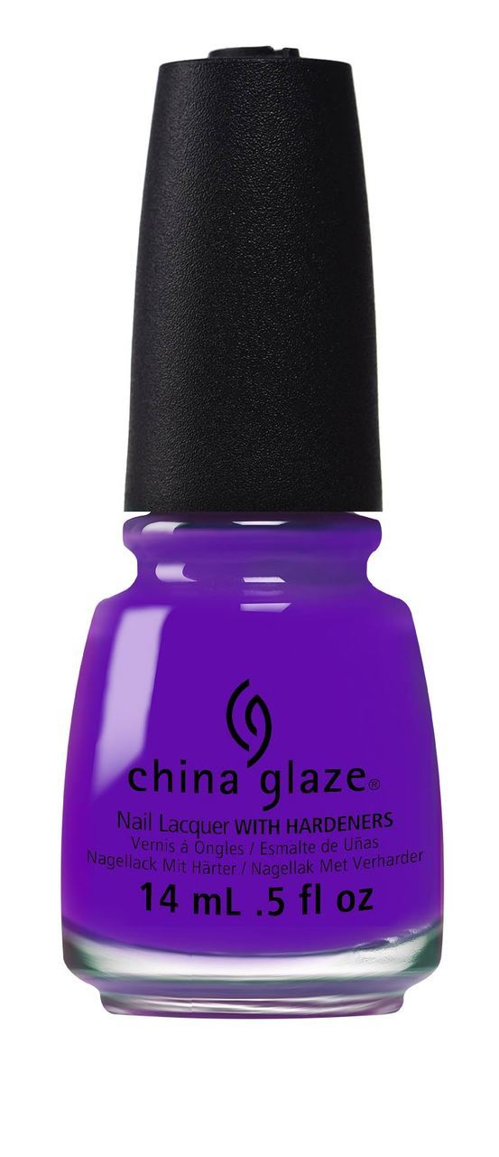 China Glaze Lacquer PLUR-PLE .5 oz #82601