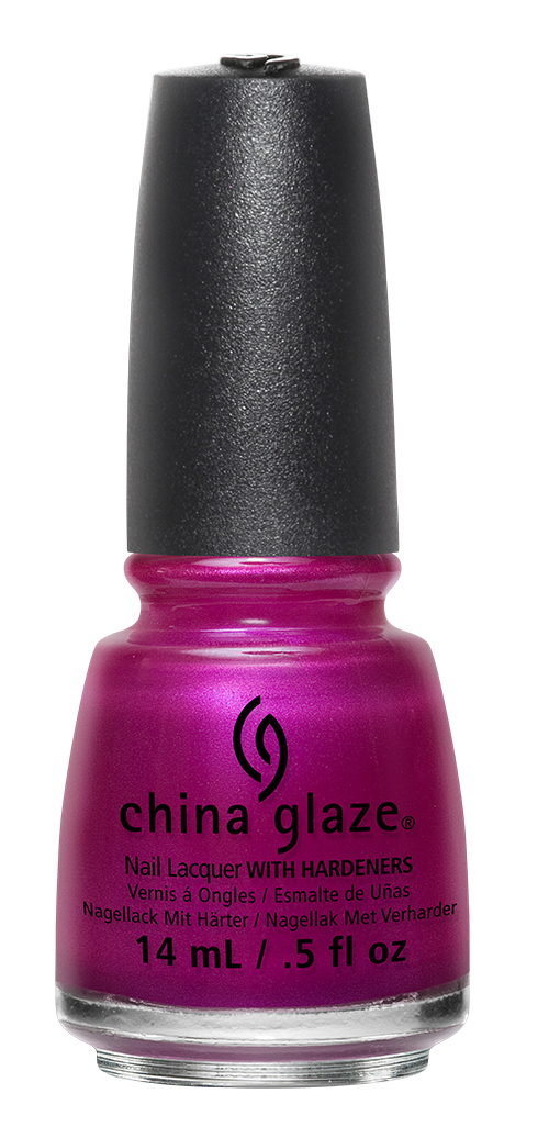 China Glaze Lacquer DON'T DESERT ME .5 oz #82652
