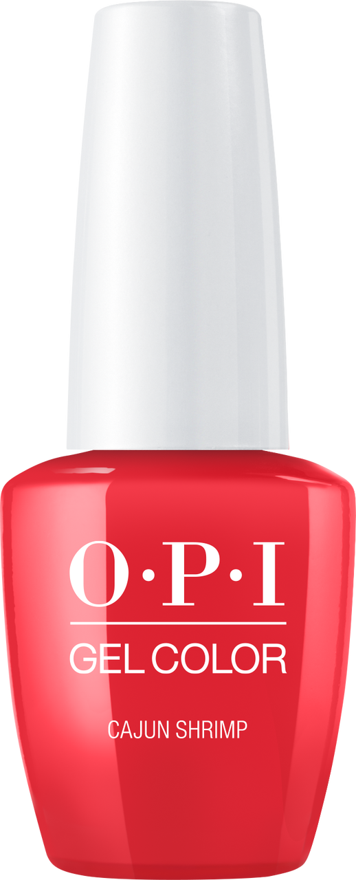 OPI GelColor - #GCL64A - CAJUN SHRIMP .5oz