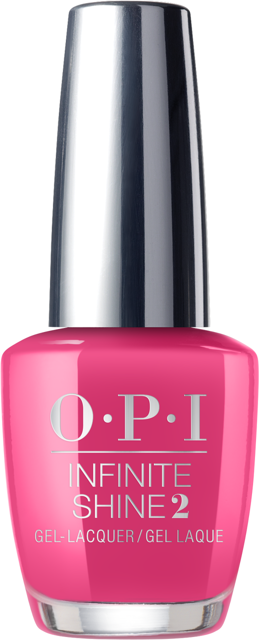 OPI Infinite Shine - #ISLV12 - CHA-CHING CHERRY