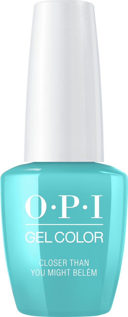 OPI GelColor - Lisbon - Closer Than You Might Belem - #GCL24