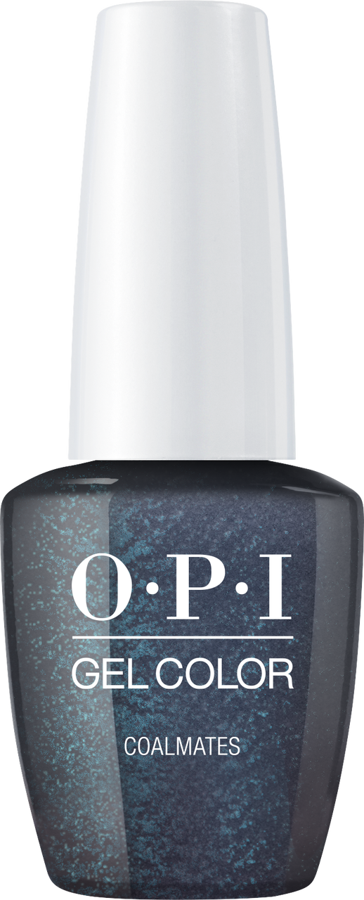 OPI GelColor - Holiday Love - Coalmates - #HPJ03