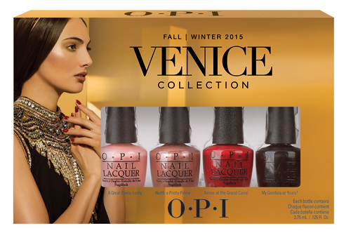 OPI Venice Mini Pack - 4 pc .125 oz