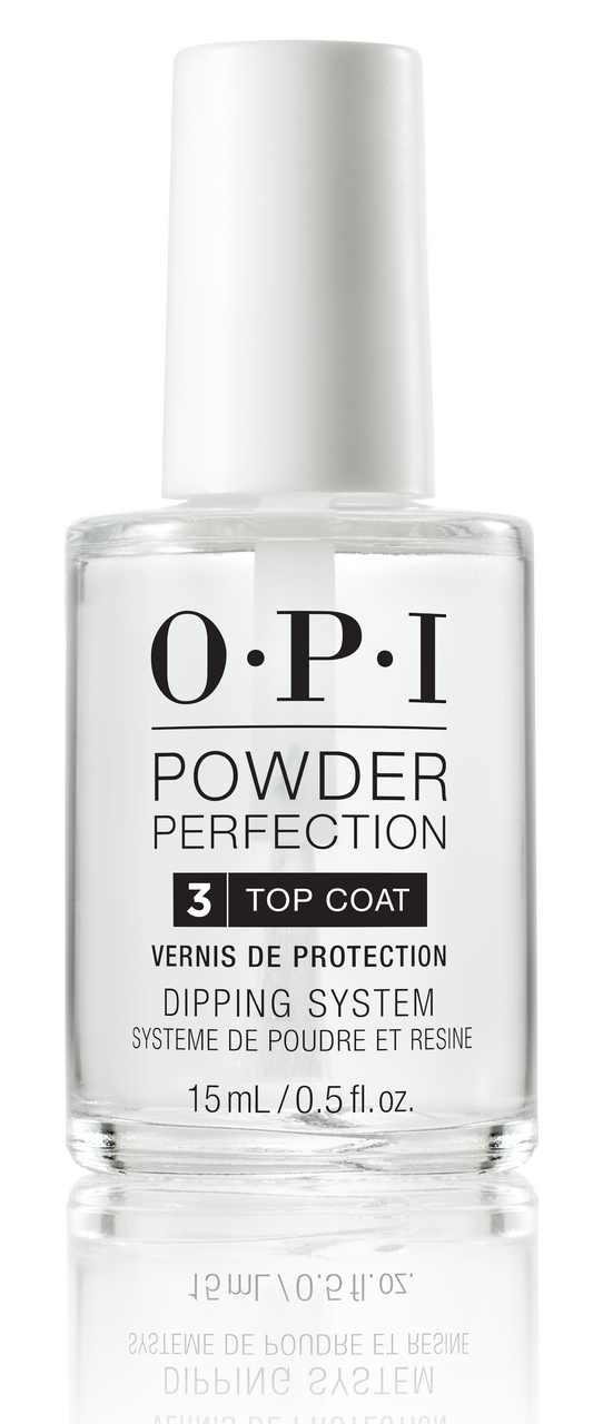 30% OFF - OPI Dipping Powder Liquids - Top Coat 0.5oz #DPT30