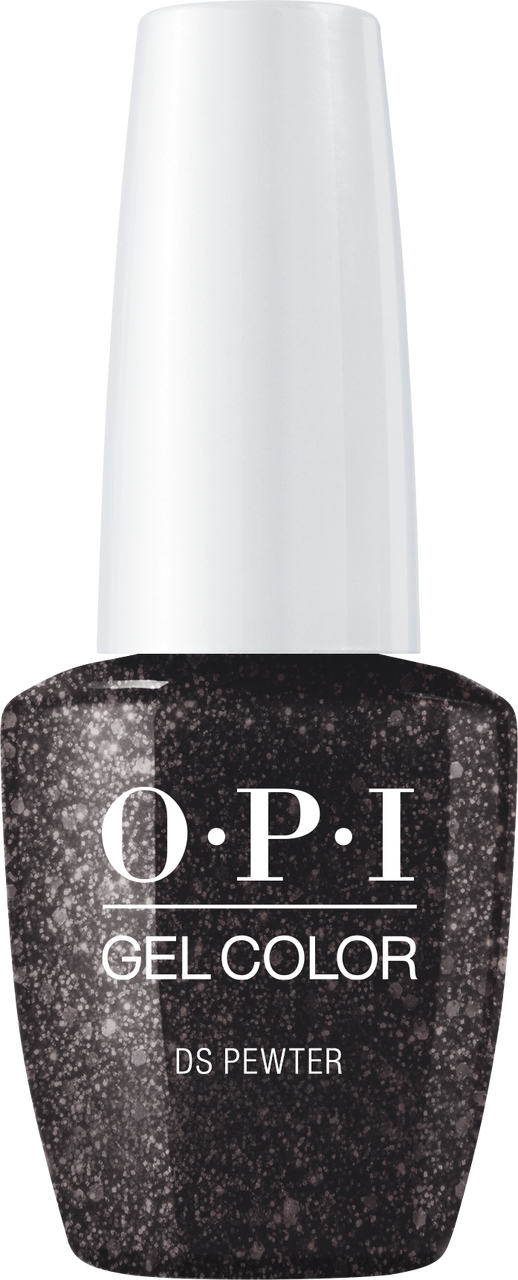 OPI GelColor - #GCG05A - DS PEWTER .5oz