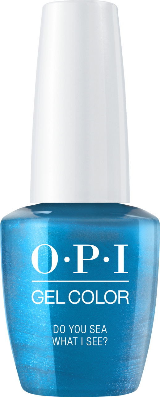 OPI GelColor - #GCF84A - DO YOU SEA WHAT I SEA .5oz