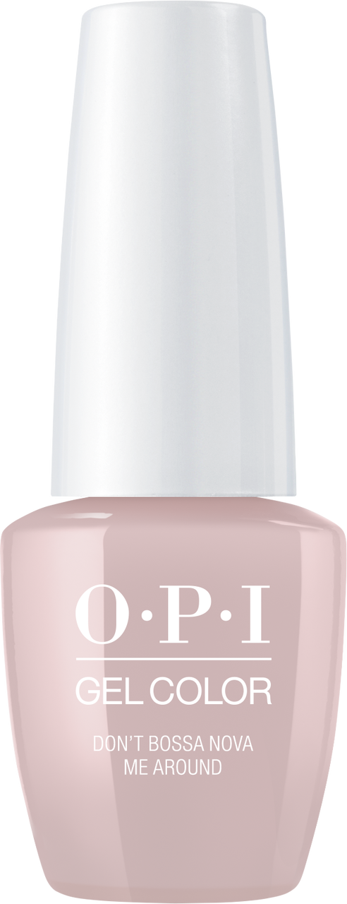 OPI GelColor - #GCA60A - DON'T BOSSA NOVA ME AROUND .5oz
