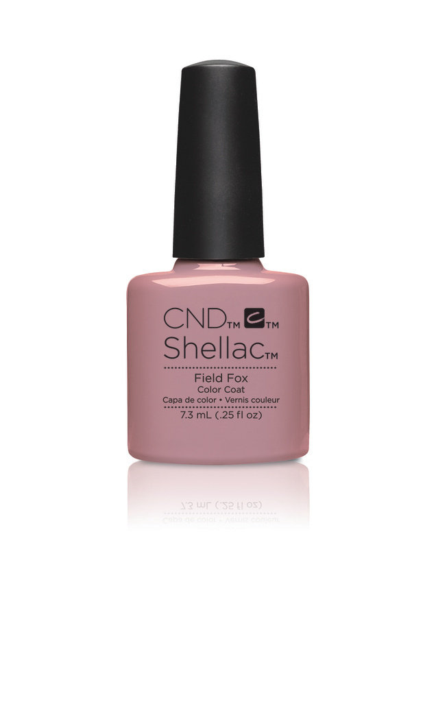 SHELLAC UV Color Coat - FLORA & FAUNA - Field Fox .25 oz, 90782