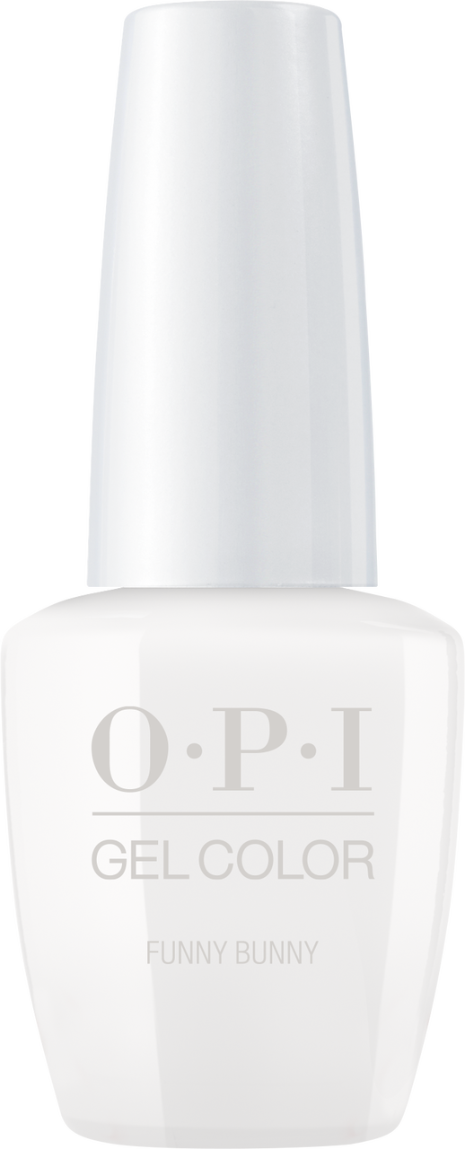 OPI GelColor - #GCH22A - FUNNY BUNNY .5oz