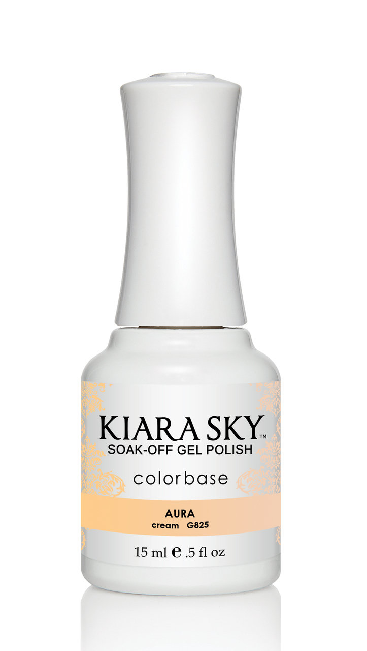 Kiara Sky Ombre Color Changing Gel Polish, Aura .5oz G825