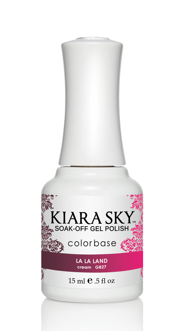 Kiara Sky Ombre Color Changing Gel Polish, La La Land .5oz G827