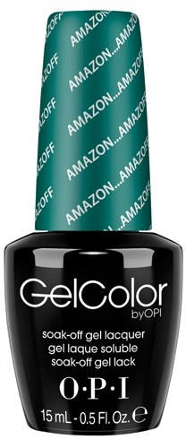 OPI GelColor - #GCA64 - AmazON...AmazOFF