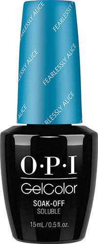 OPI GelColor - ALICE, #GCBA5 - Fearlessly Alice