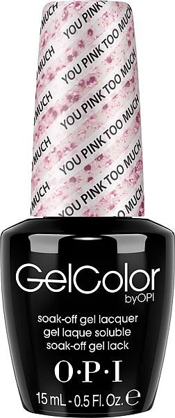 OPI GelColor - #GCG03 - You Pink Too Much