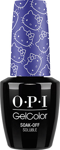 OPI GelColor - HELLO KITTY, #GCH90 - My Pal Joey