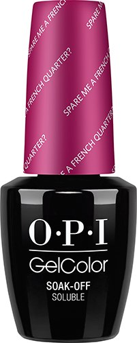 OPI GelColor - NEW ORLEANS, #GCN55 - Spare Me A French Quarter
