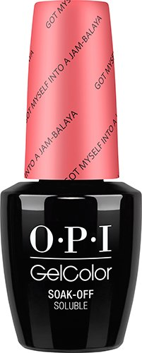 OPI GelColor - NEW ORLEANS, #GCN57 - Got Myself into a Jam-balaya