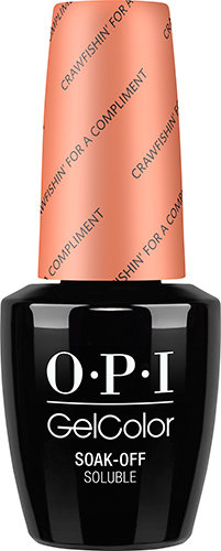 OPI GelColor - NEW ORLEANS, #GCN58 - Crawfishin' for a Compliment