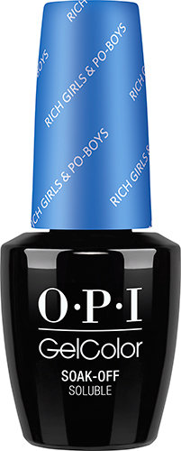 OPI GelColor - NEW ORLEANS, #GCN61 - Rich Girls & Po-Boys