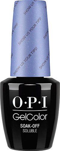 OPI GelColor - NEW ORLEANS, #GCN62 - Show Us Your Tips!