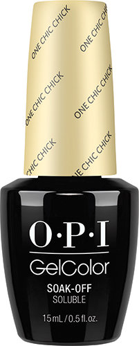 OPI GelColor - SOFTSHADES, #GCT73 - One Chic Chick