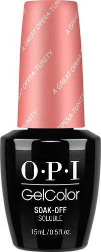 OPI GelColor - VENICE, #GCV25 - A Great Opera-tunity