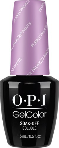 OPI GelColor - VENICE, #GCV34 - Purple Palazzo Pants