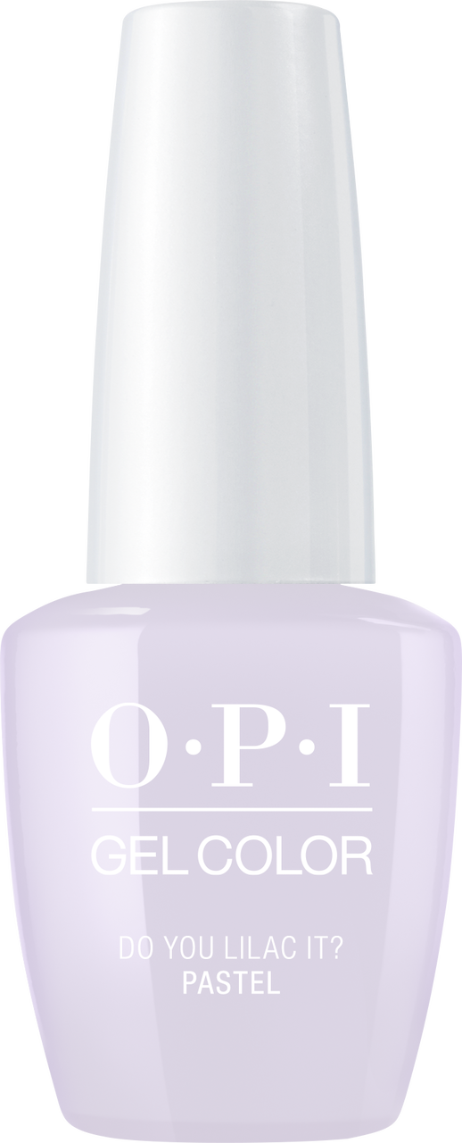 OPI GelColor - #GC102A - PASTEL DO YOU LILAC IT .5oz
