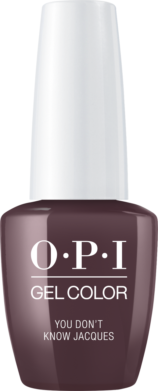 OPI GelColor - #GCF15A - YOU DON'T KNOW JACQUES .5oz