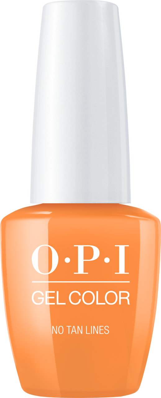 OPI GelColor - #GCF90A - NO TAN LINES .5oz