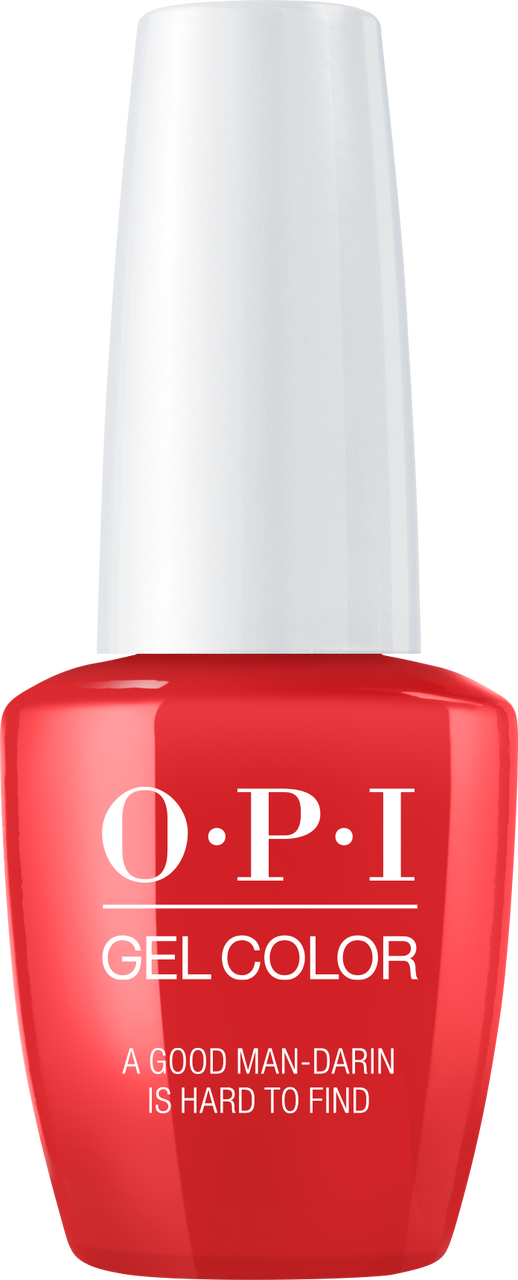 OPI GelColor - #GCH47A - A GOOD MAN-DARIN IS HARD TO FIND .5oz