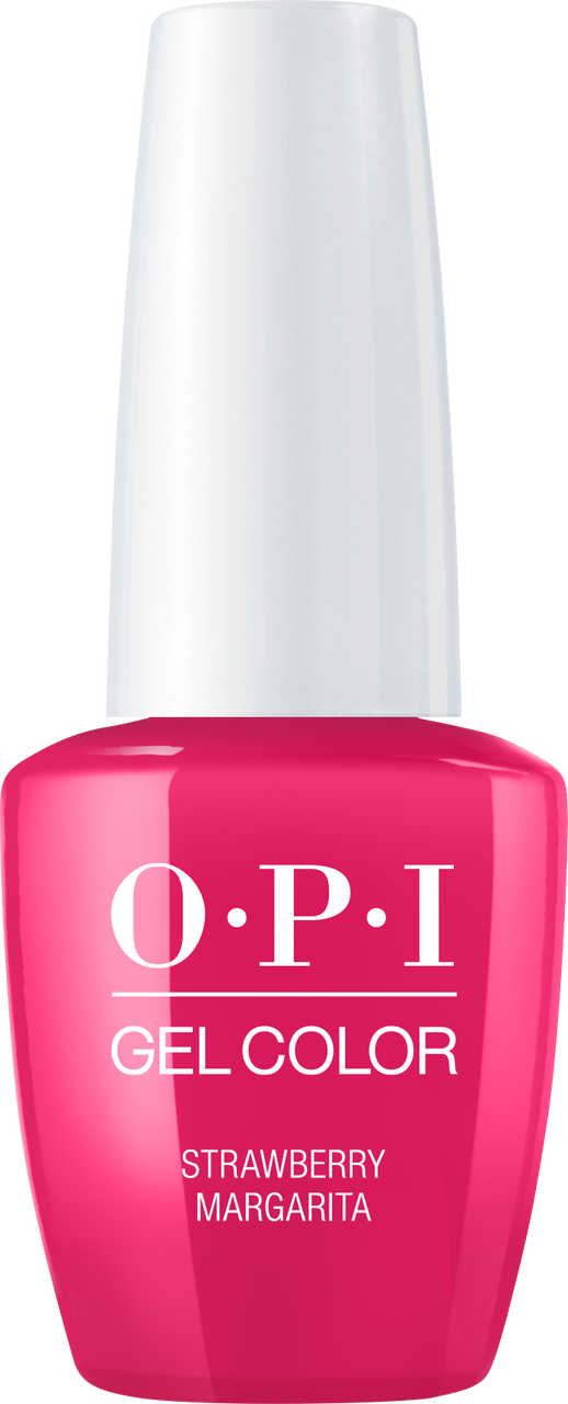 OPI GelColor - #GCM23A - STRAWBERRY MARGARITA .5oz