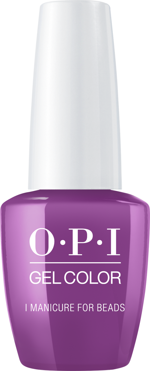OPI GelColor - #GCN54A - I MANICURE FOR BEADS .5oz