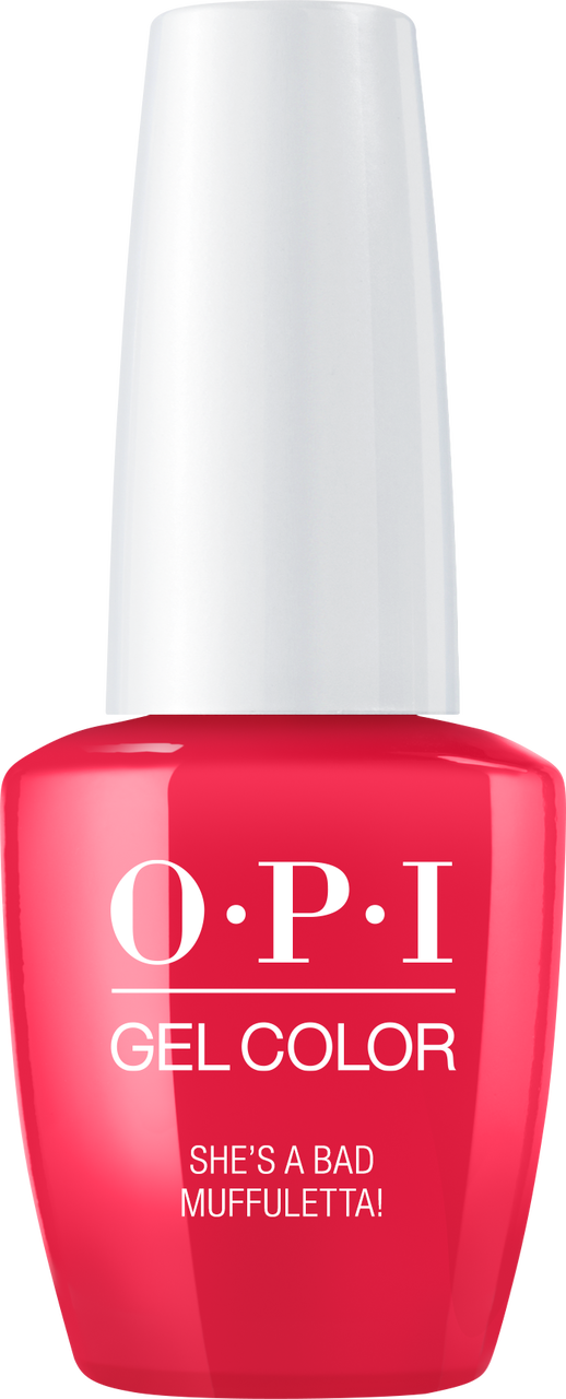 OPI GelColor - #GCN56A - SHE'S A BAD MUFFALETTA! .5oz