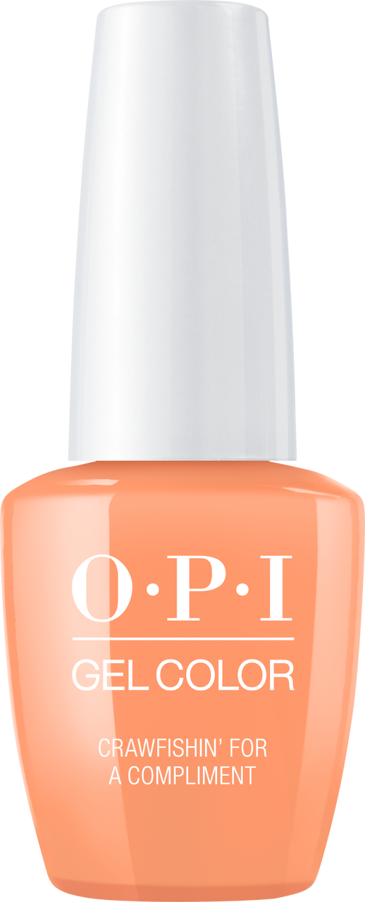 OPI GelColor - #GCN58A - CRAWFISHIN' FOR A COMPLIMENT .5oz