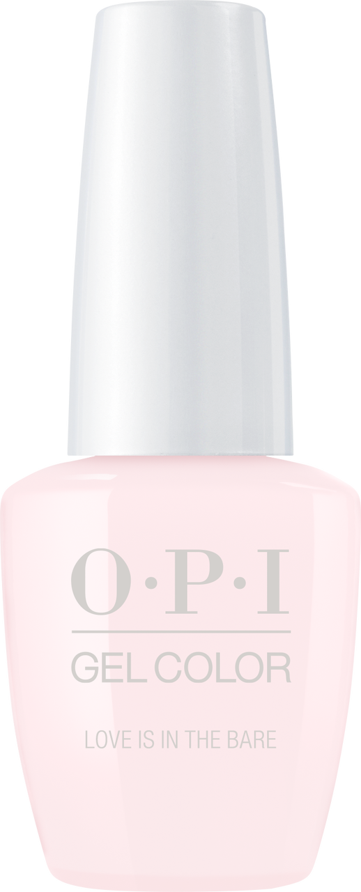 OPI GelColor - #GCT69A - LOVE IS IN THE BARE .5oz