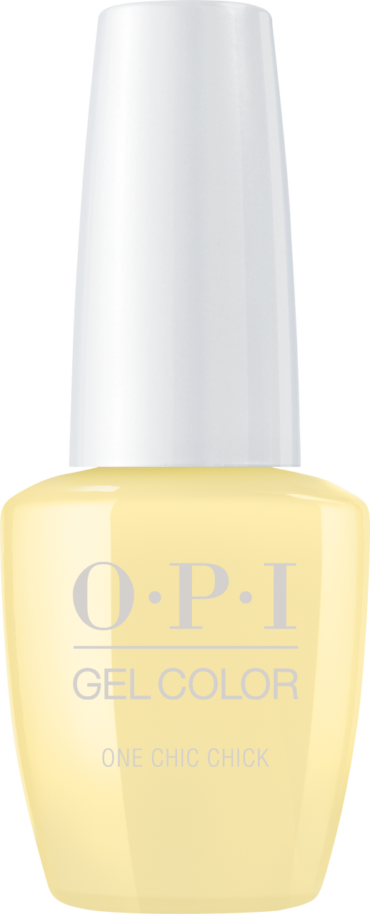 OPI GelColor - #GCT73A - ONE CHIC CHICK .5oz