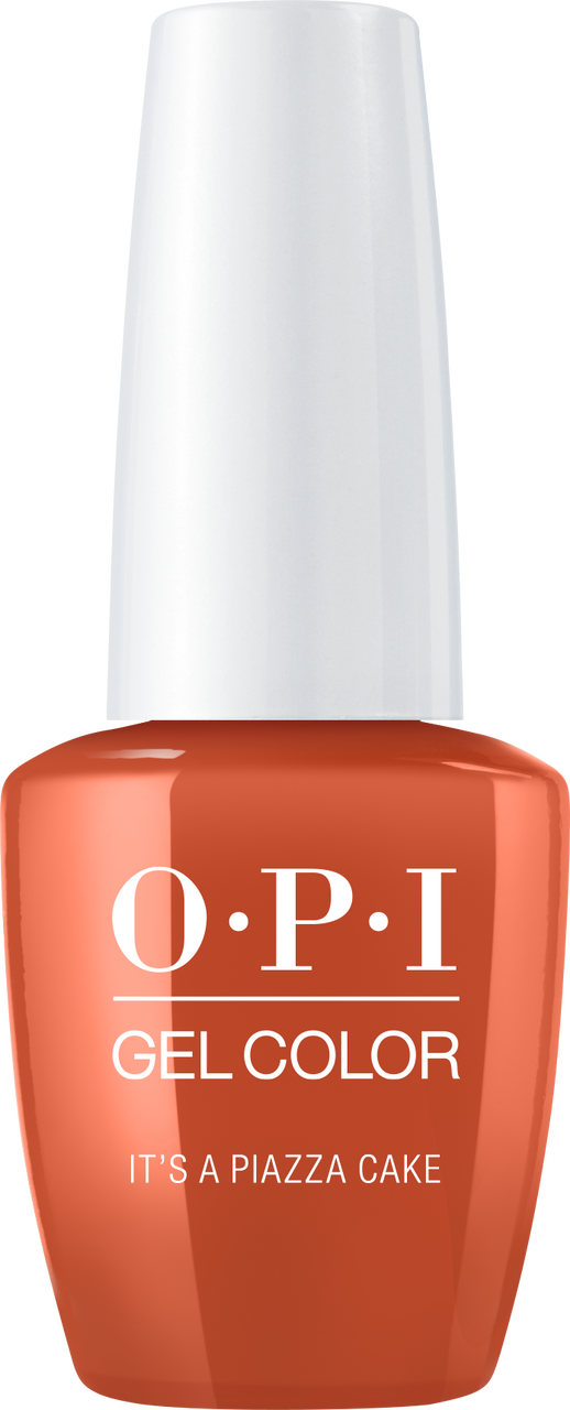 OPI GelColor - #GCV26A - IT'S A PIAZZA CAKE .5oz