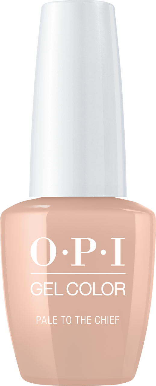 OPI GelColor - #GCW57A - PALE TO THE CHIEF .5oz