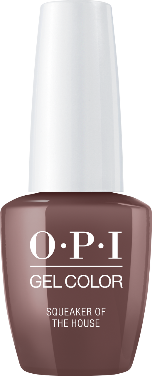 OPI GelColor - #GCW60A - SQUEAKER OF THE HOUSE .5oz