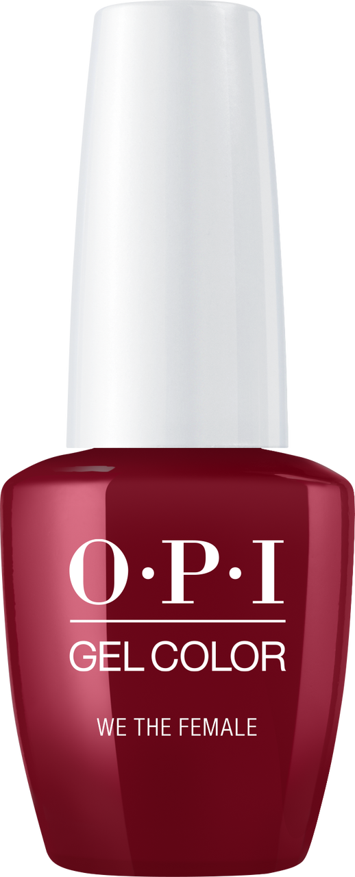 OPI GelColor - #GCW64A - WE THE FEMALE .5oz