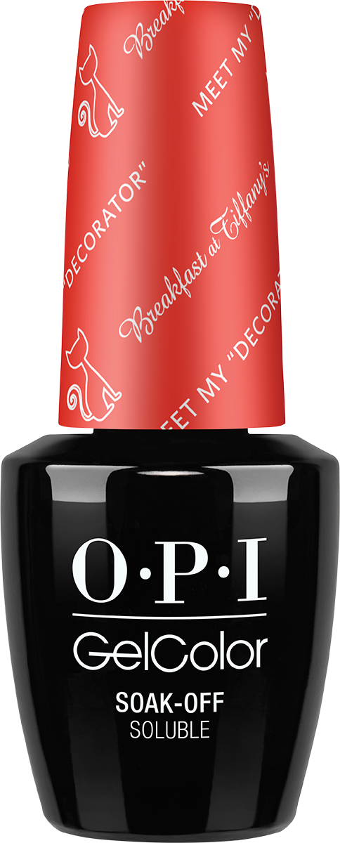 OPI GelColor - #HPH07G - Meet My Decorator