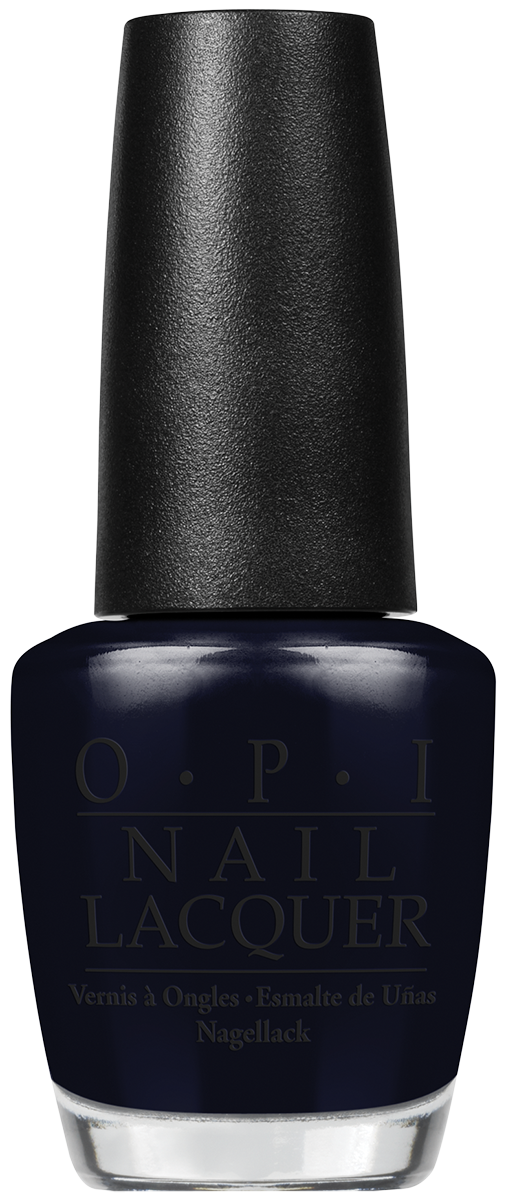 OPI - Black Dress Not Optional - HRH03