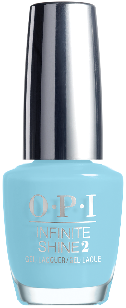 OPI Infinite Shine - #HRH44 - I BELIEVE IN MANICURES