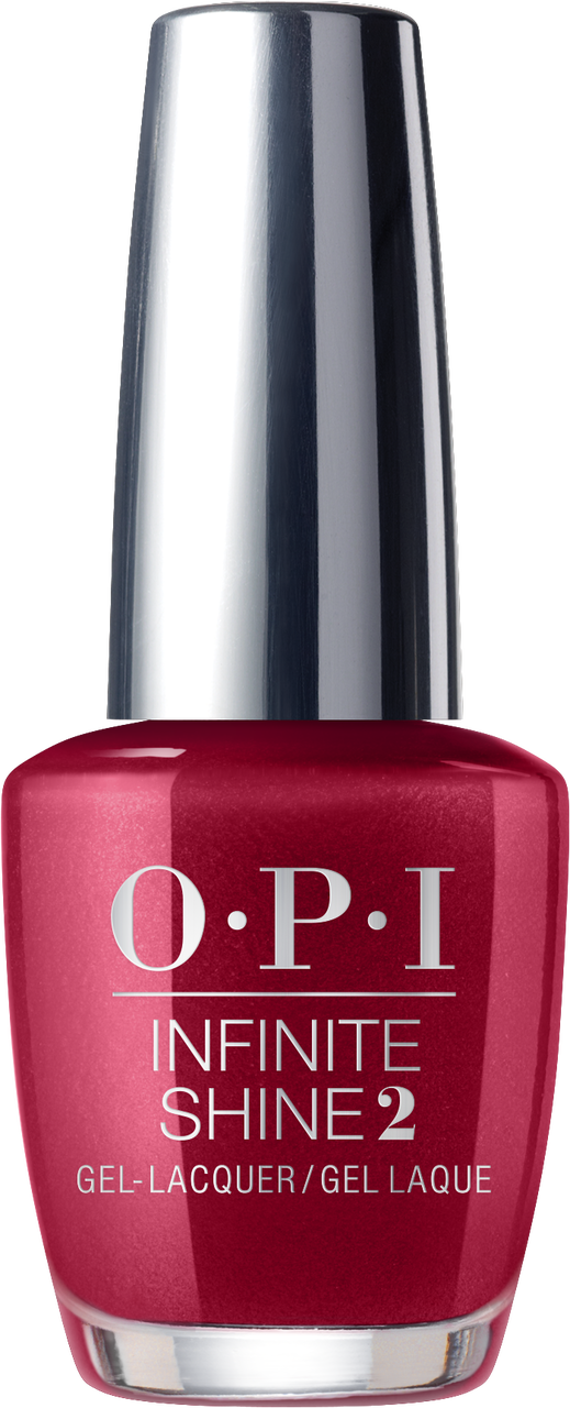 OPI Infinite Shine - #ISLH08 - I'M NOT REALLY A WAITRESS