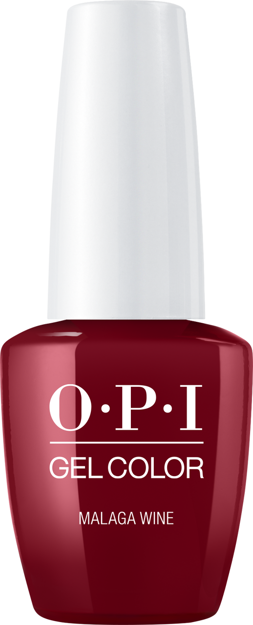 OPI GelColor - #GCL87A - MALAGA WINE .5oz