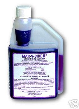 Marvicide II, Concentrate, Disinfectant Germicide 16 fl. oz.