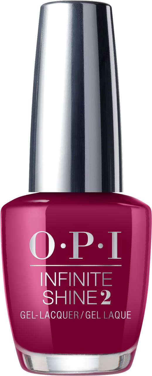 OPI Infinite Shine - MIAMI BEET - 0.5oz - ISLB78