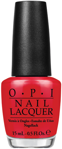 OPI - Coke, Coca-Cola Red 0.5 oz NLC13