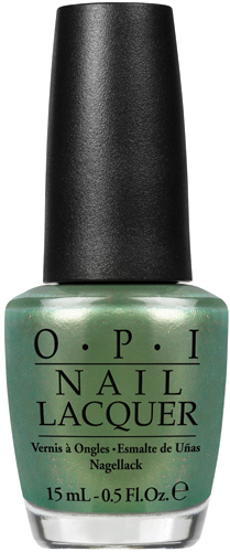 OPI - Coca-Cola 100th Anniversary - Visions of Georgia Green 0.5 oz - NLC93